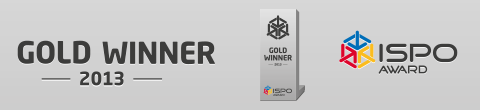 ISPO AWARD GOLD WINNER 2013